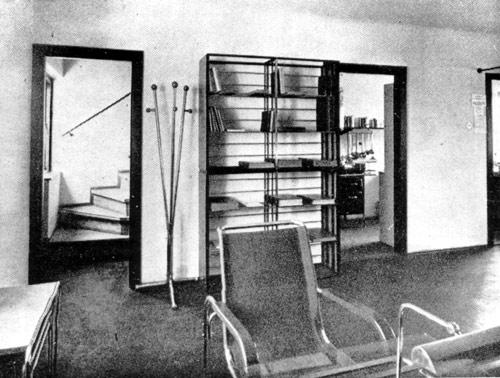 Kit ikb projekte architekten im exil 1933 45 for Inneneinrichter wien
