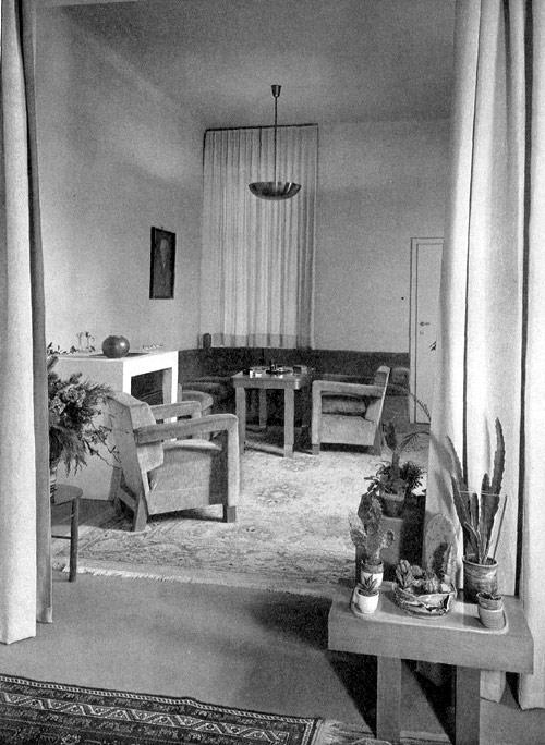 Kit ikb projekte architekten im exil 1933 45 for Literatur innenarchitektur